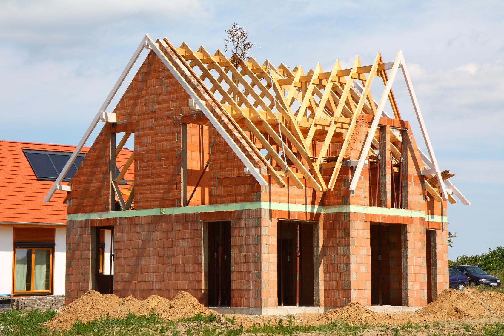Этапы строительства собственного дома и лучшие решения