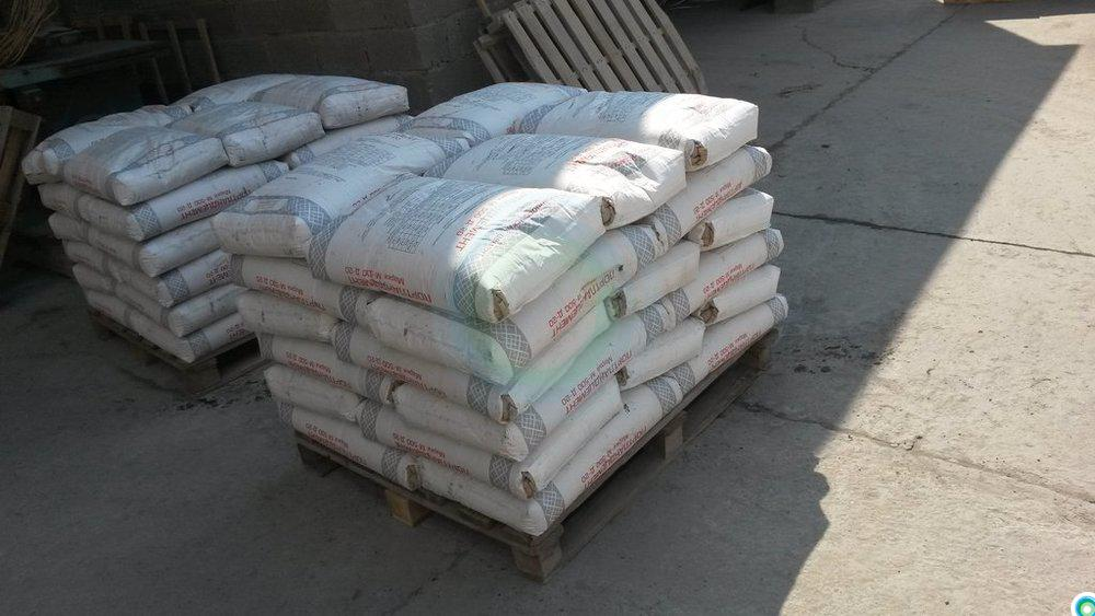 Какие цены на цемент м500?