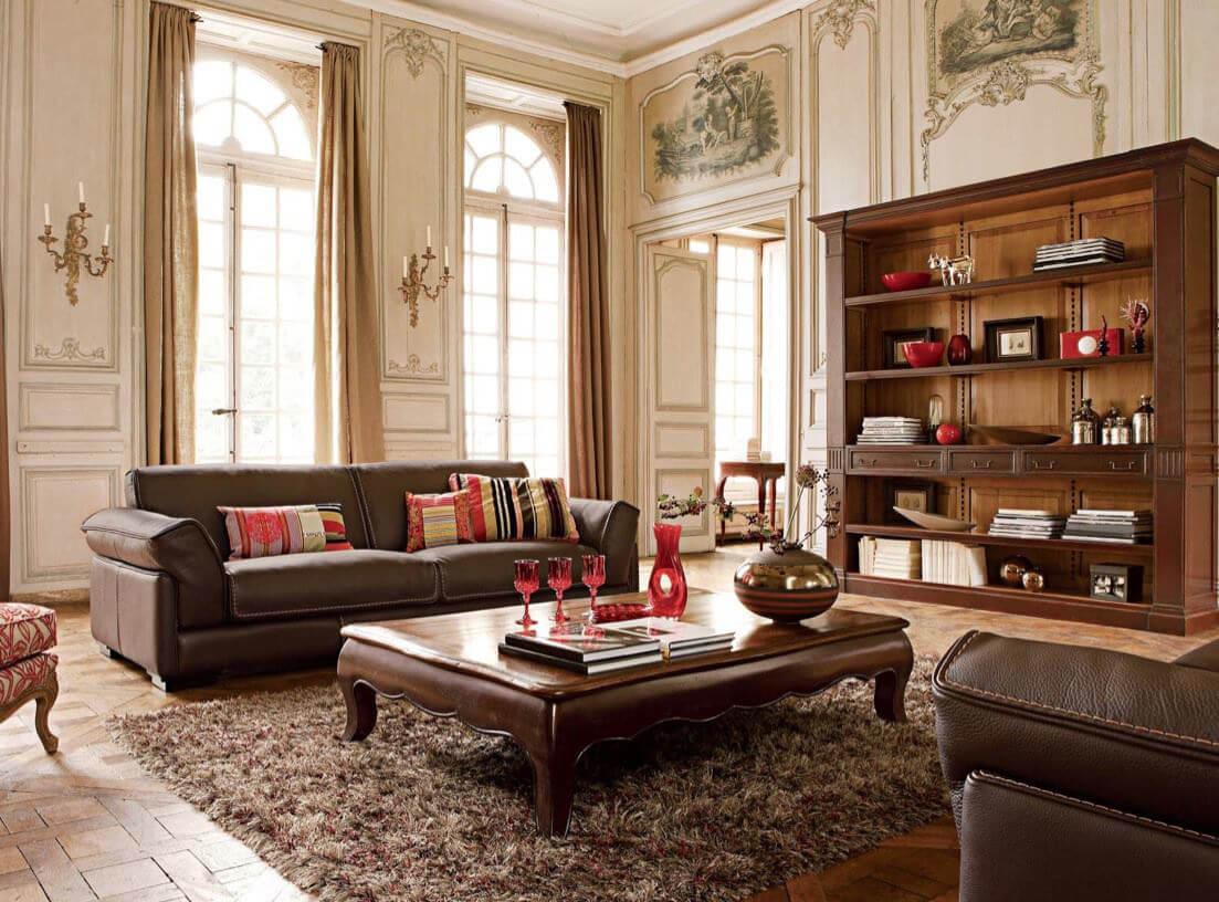 Современный классический стиль в интерьере
