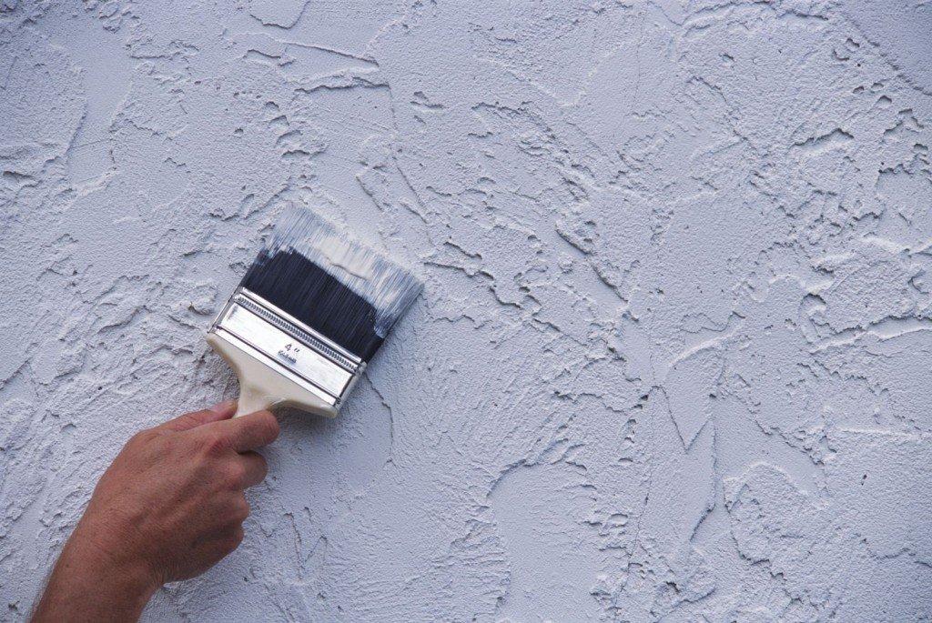 Способы покраски внутренних стен