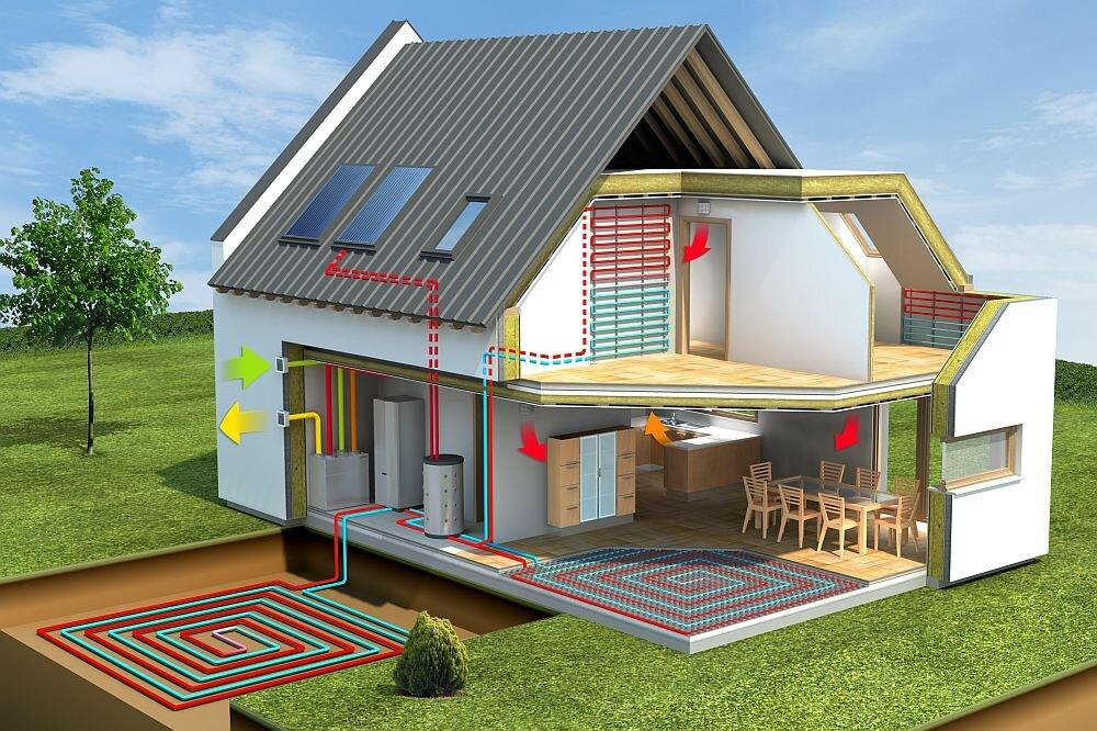 Принципы строительства нового дома