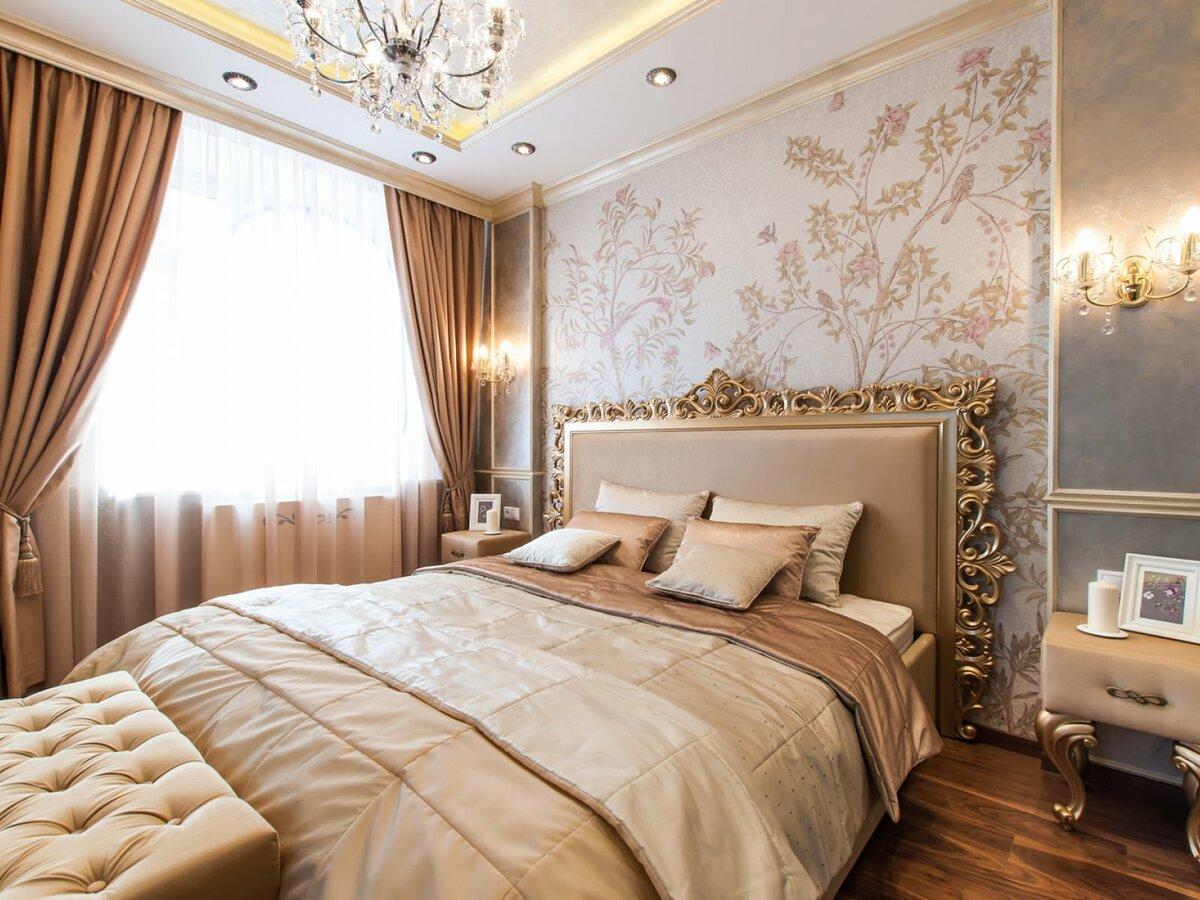 Ремонт спальни собственными руками