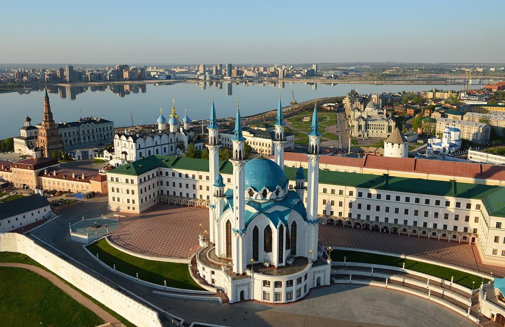 Казань: общая информация