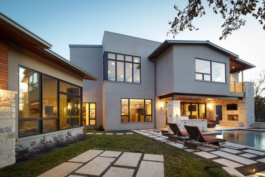 Сэкономьте место, оптимизируя наружную планировку своего дома